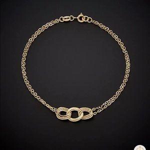 Jewelry - 14 karat Italy gold bracelet